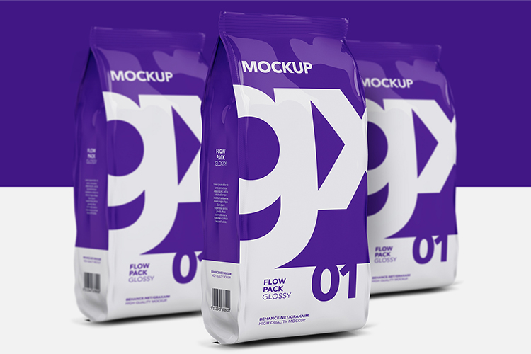 Flow Pack - Mockup - Glossy example image 3