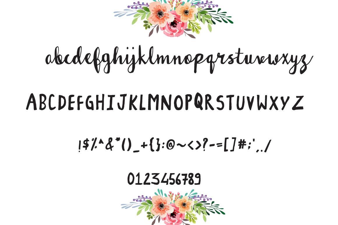 Cincin - A font Duo example image 2
