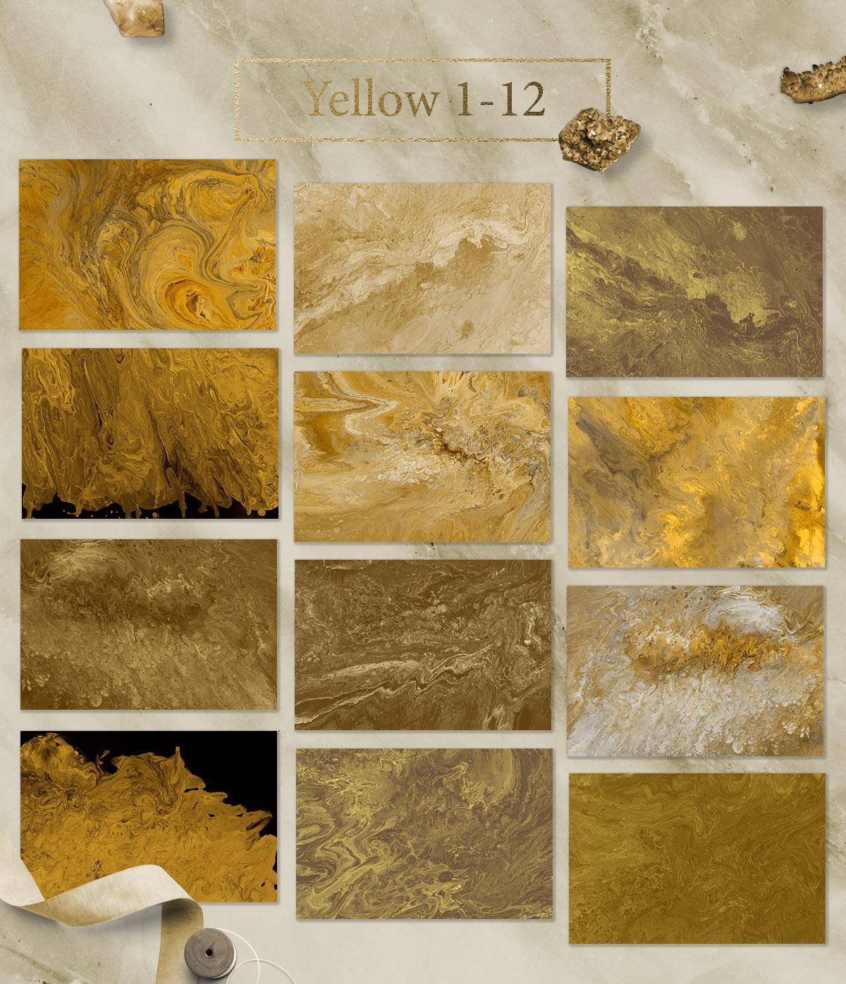 108 Flow Liquid Textures example image 7