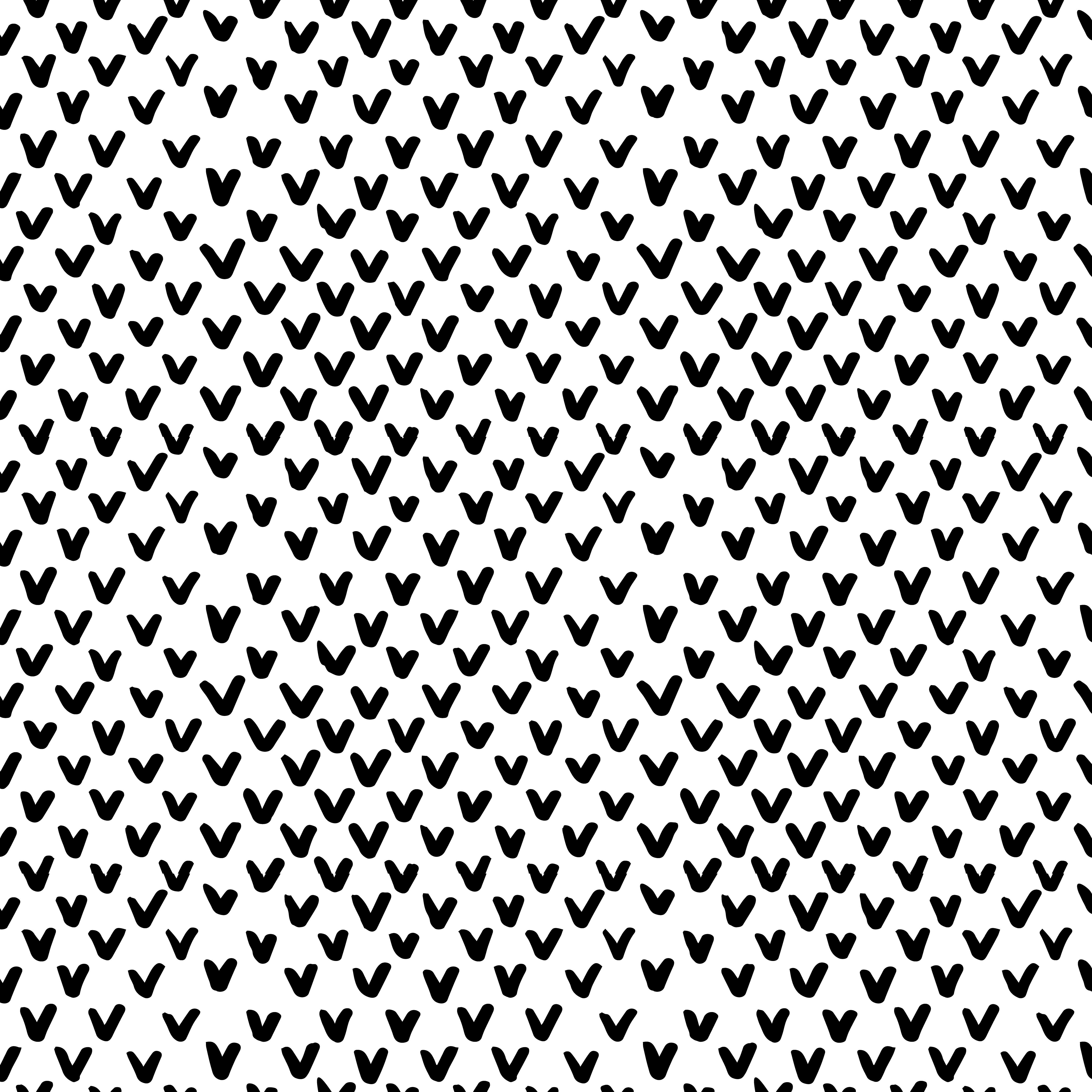 Brush pattern collection  example image 9