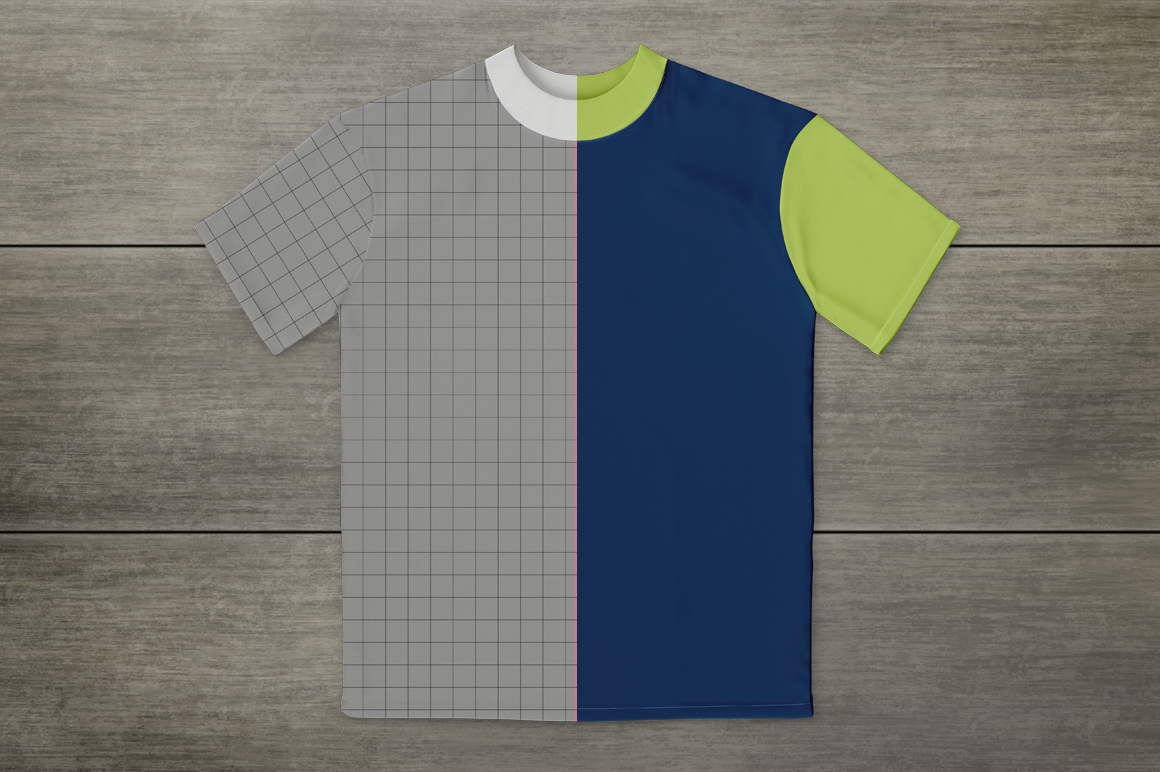 Kids t-shirt mockup. Product mockup. example image 2
