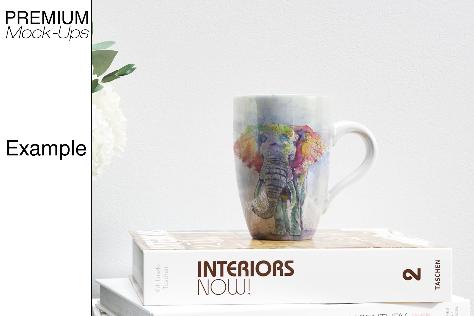 Mug Mockups - Many Shapes example image 11