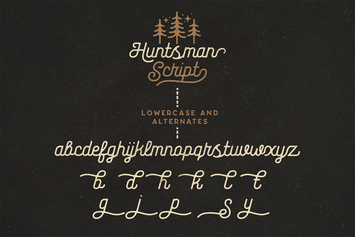 The Huntsman Semi Rounded Script and Sans Ver.2 example image 11