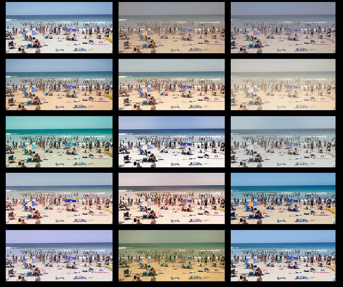 Cinematic Aspect Ratio PS Action & Lightroom Presets example image 8