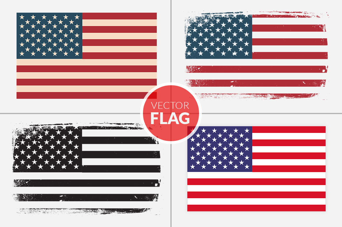 US States 4th July design Element svg example image 14
