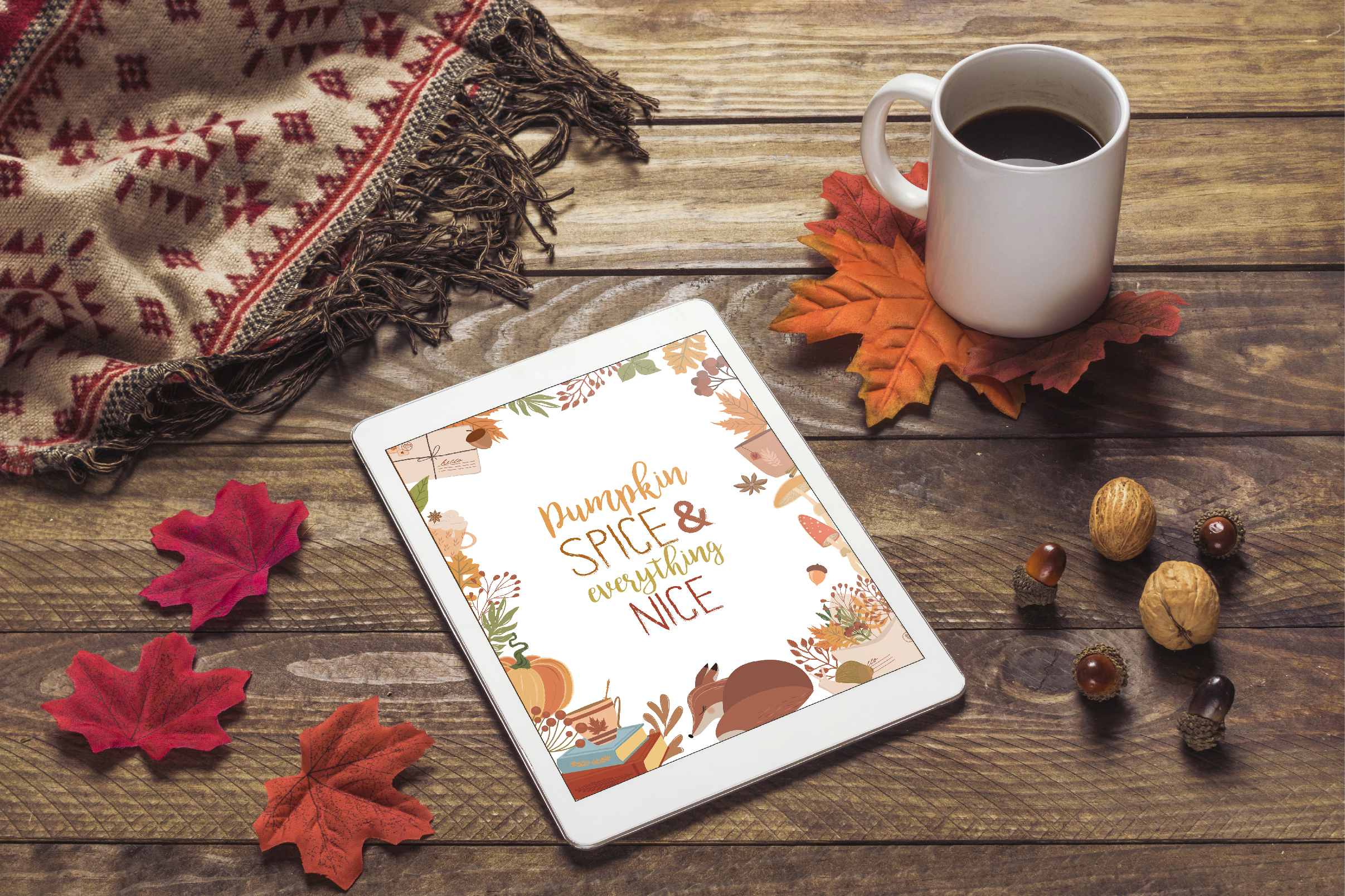 Autumn Dreams collection example image 6