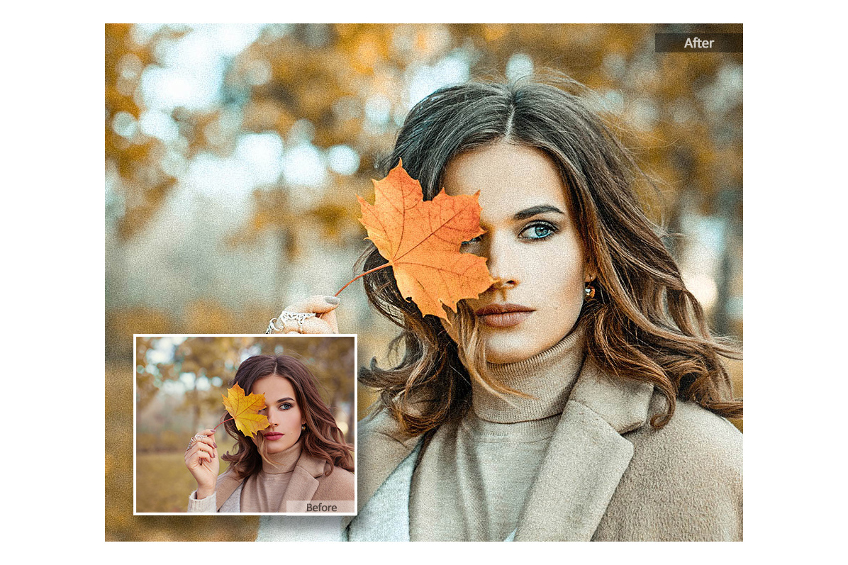 Autumn Lightroom Mobile Presets Adroid and Iphone/Ipad example image 4