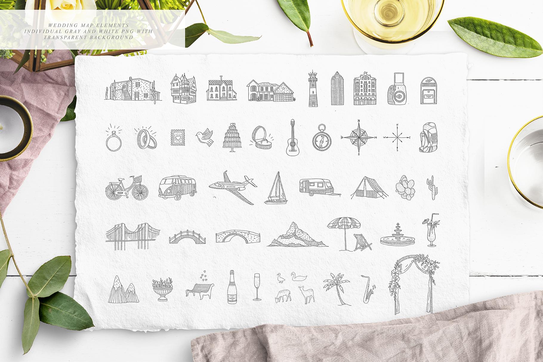 Wedding Map Creator example image 8