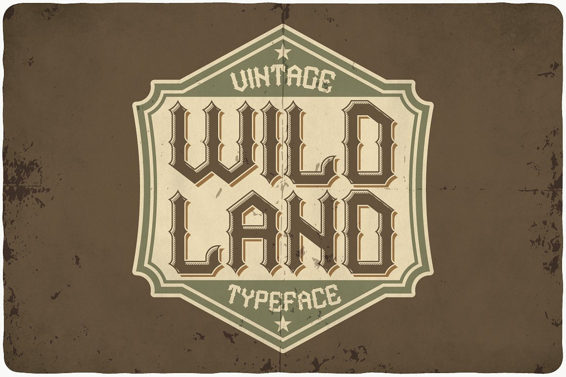 Wild Land example image 1