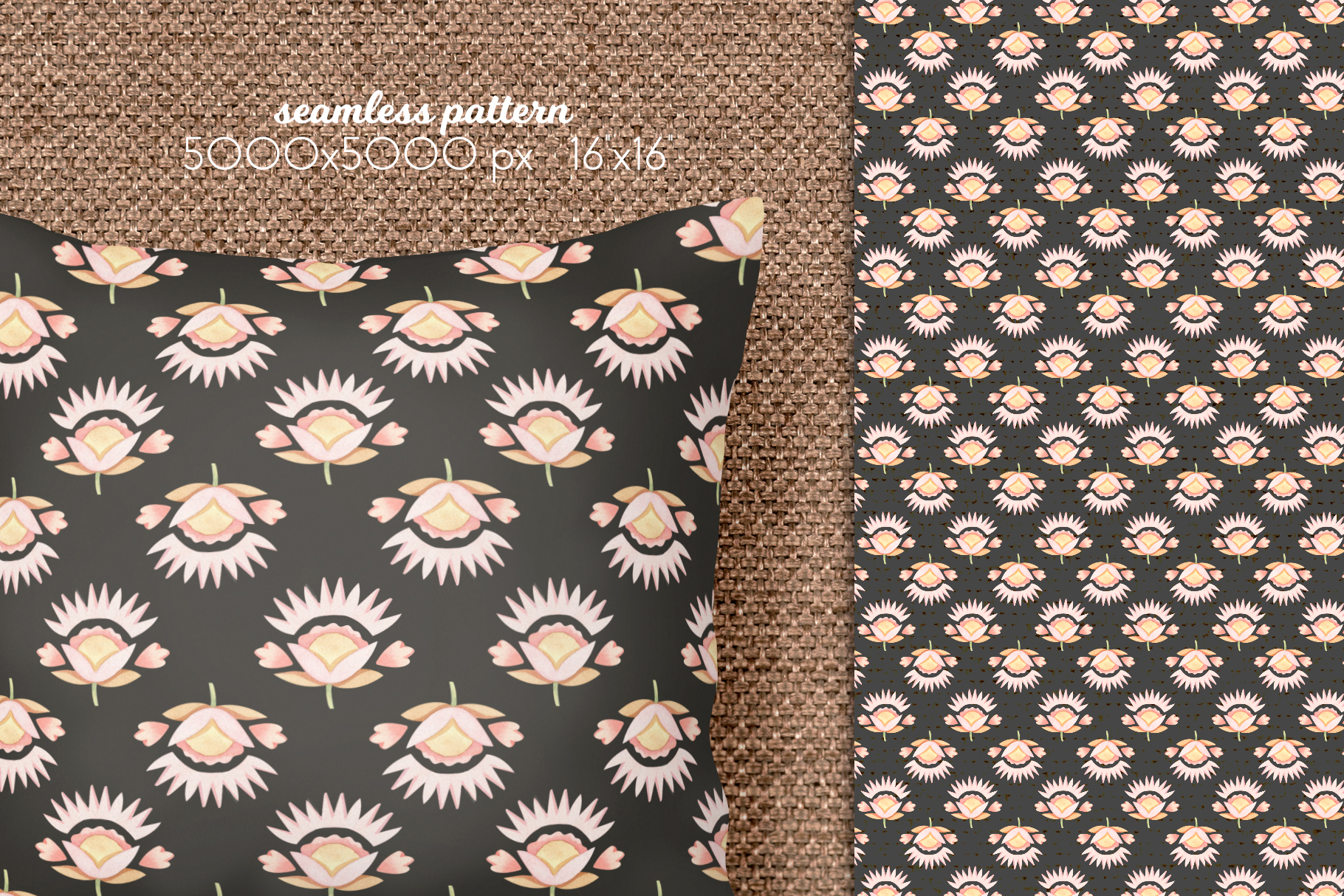 Butterflies and Dragonflies Patterns Collection example image 18