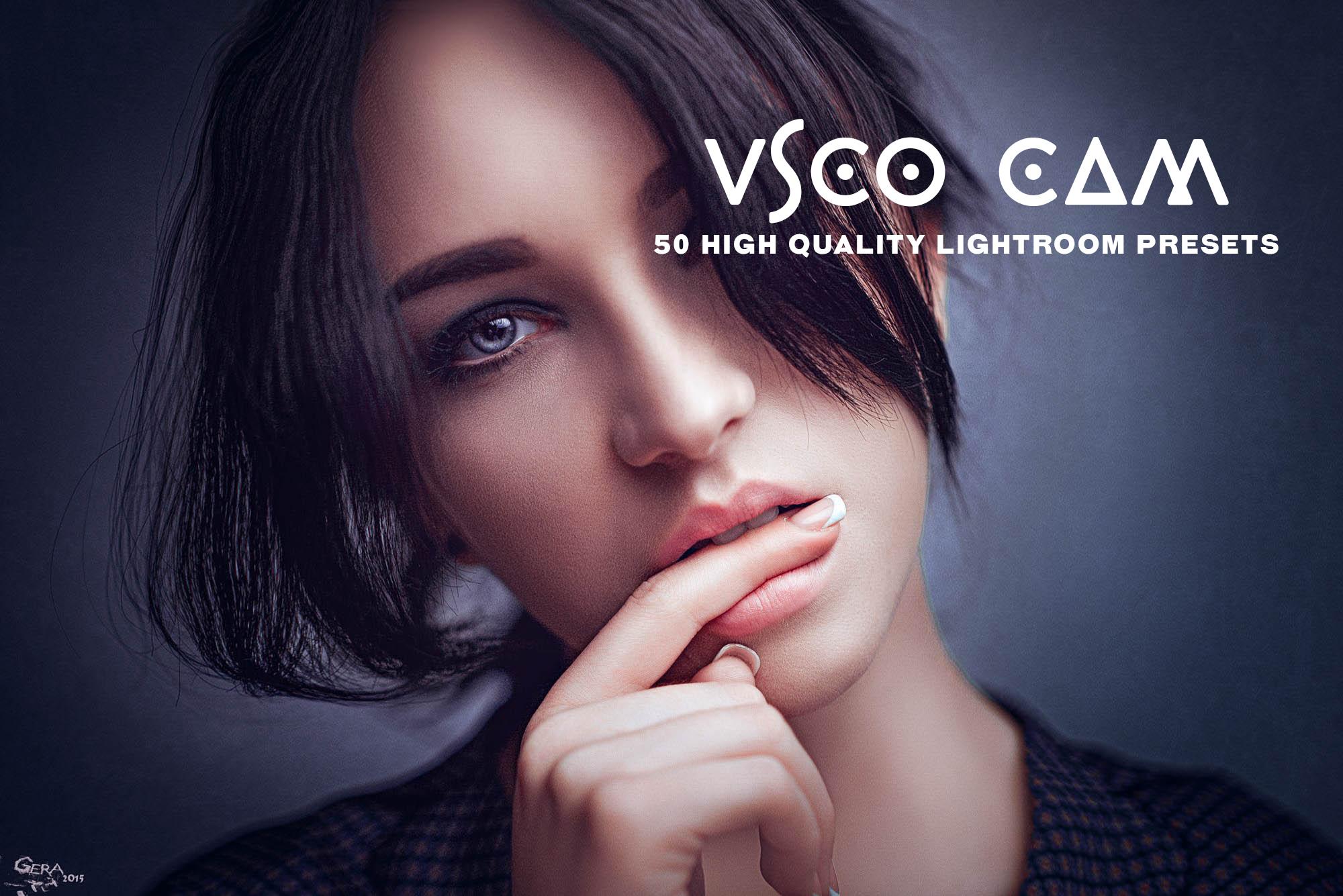 Vsco Cam Lightroom Presets example image 1