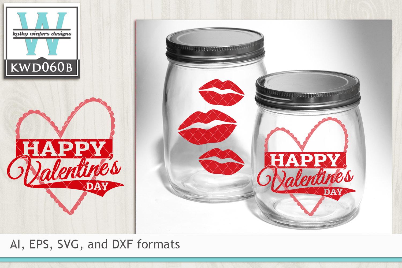 BUNDLED Valentines Cutting Files KWDB024 example image 4