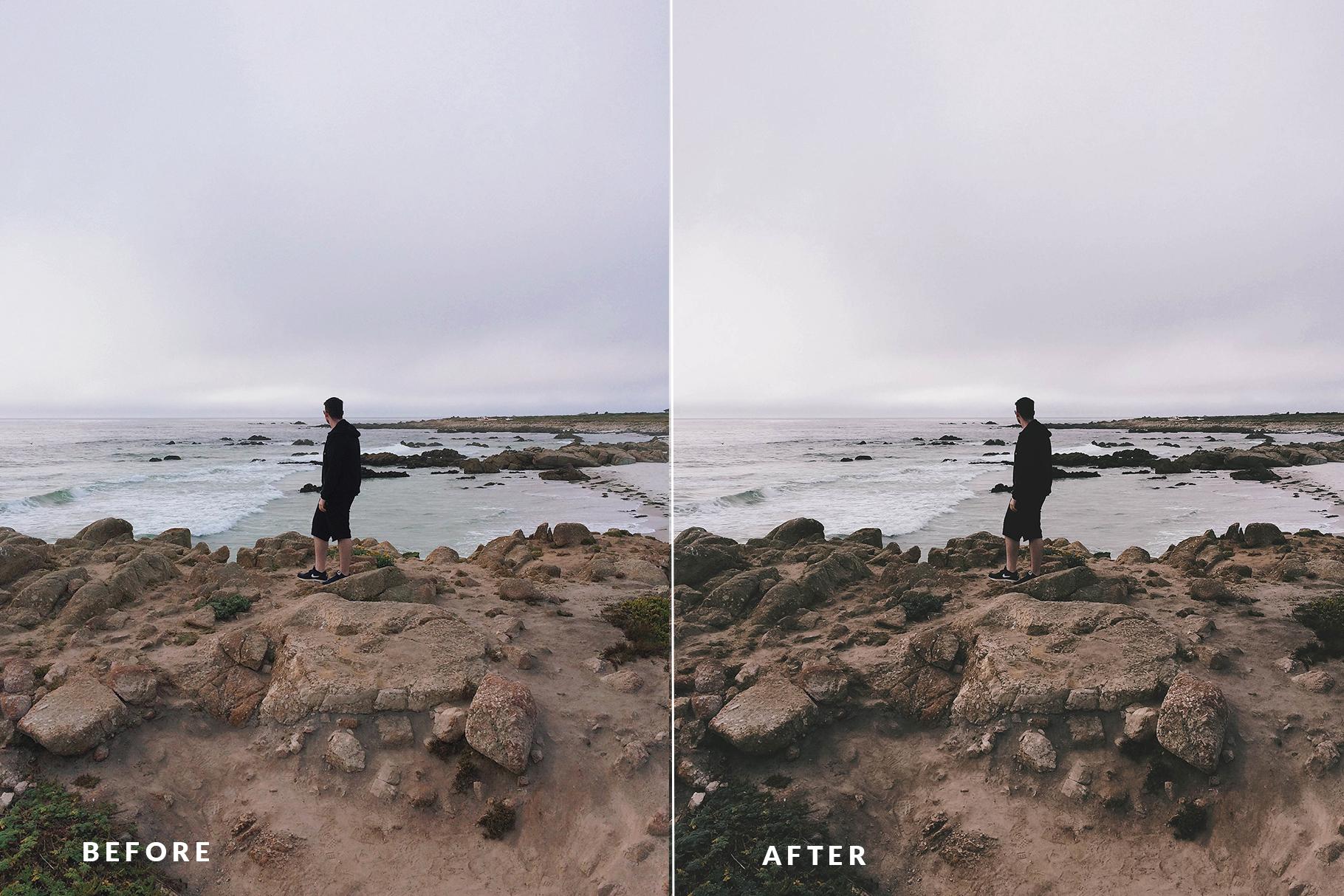 Analog & Aesthetic Lightroom preset example image 9
