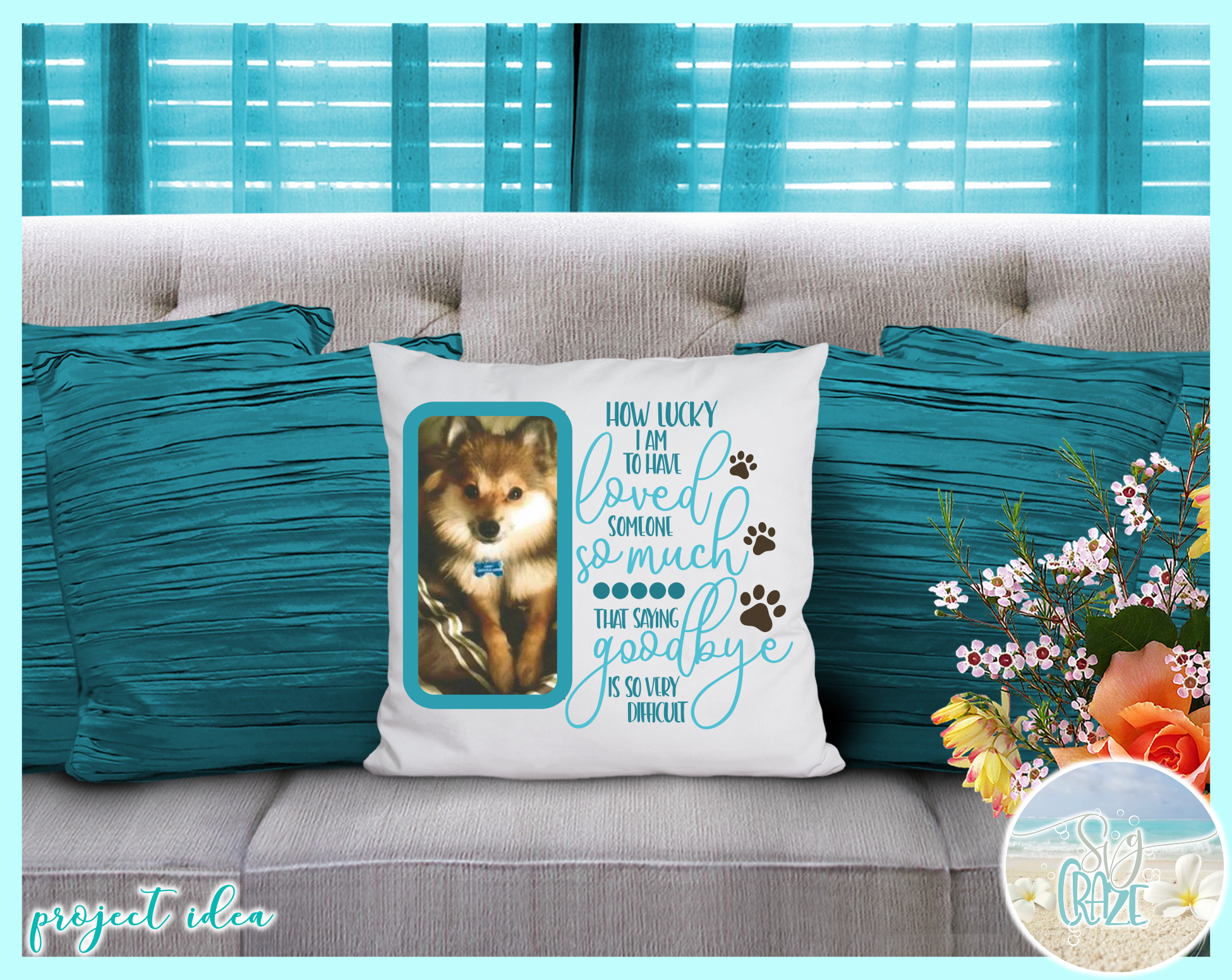 Pet Memorial Quote With Frame Bundle Svg Dxf Eps Png Pdf example image 3