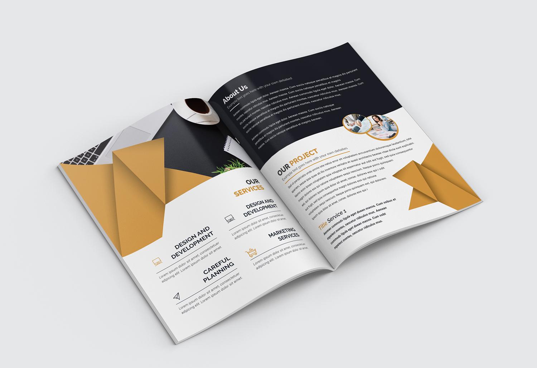 Bifold Brochure example image 10