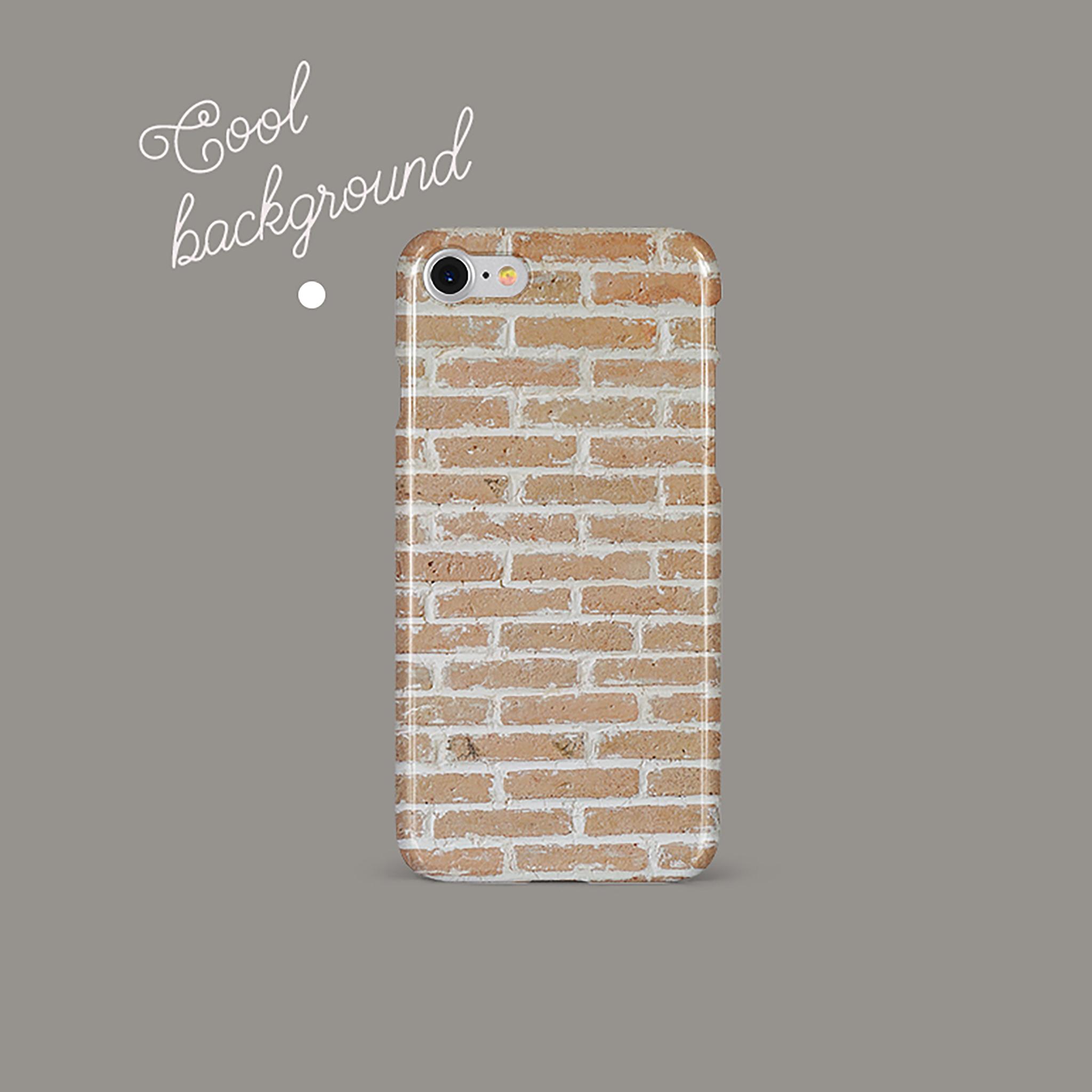 8 Brick Wall Texture Selected - edit example image 6