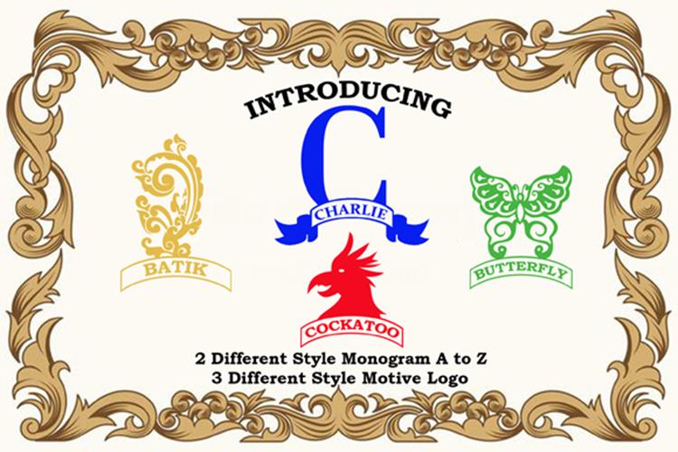 Charlie Monogram example image 1