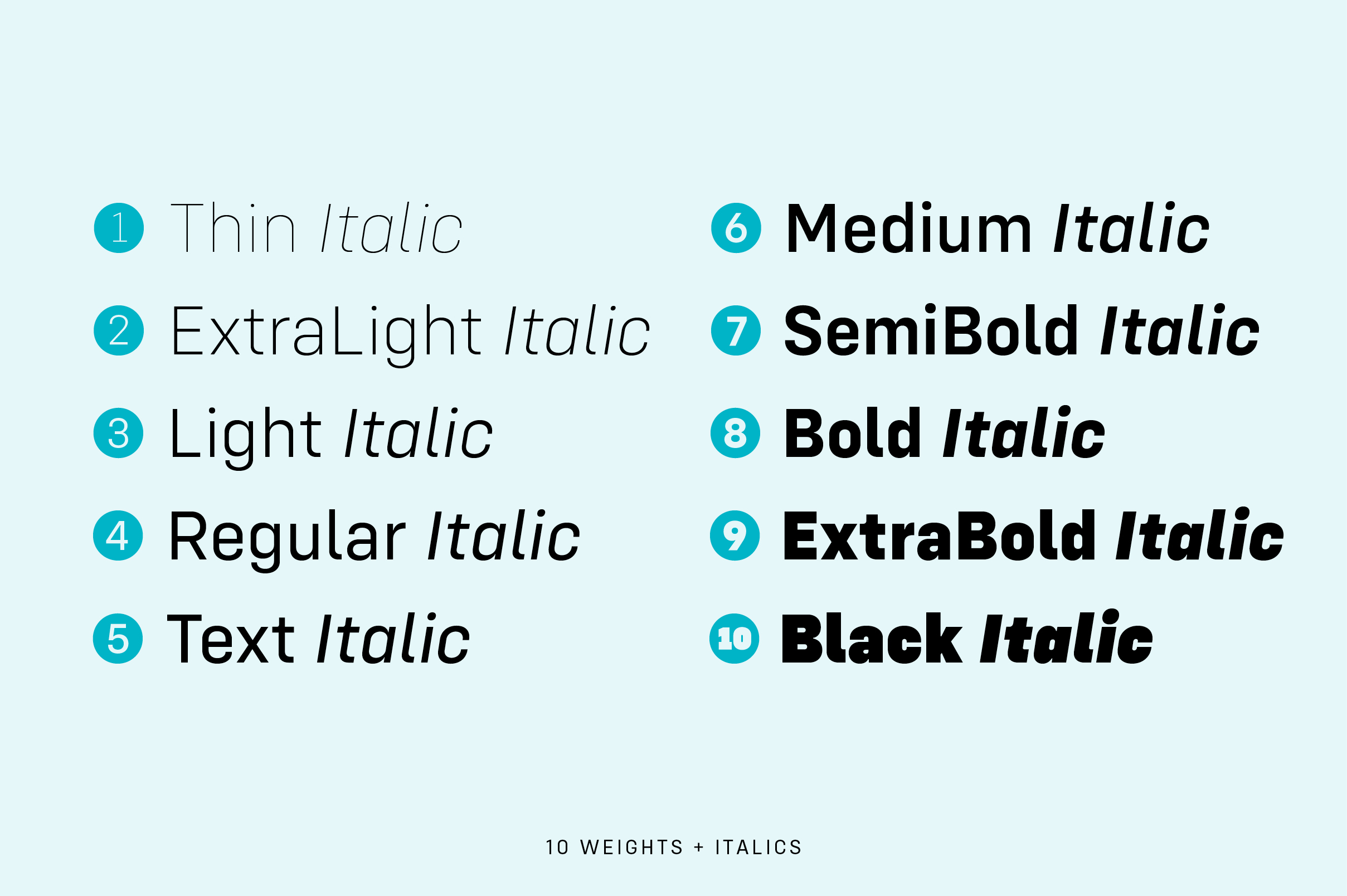 Config Complete Font Family example image 4
