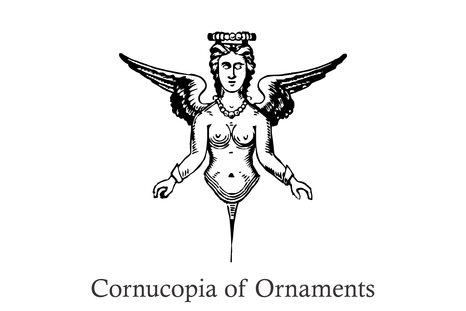 Cornucopia of Ornaments example image 1