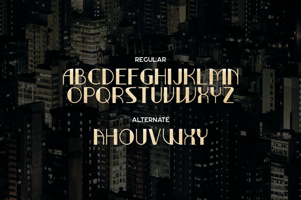 Emporia Typeface example image 4