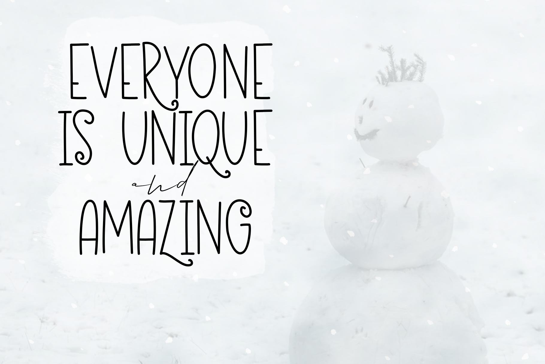 Eskimo Igloo - A Fun & Quirky Font example image 6