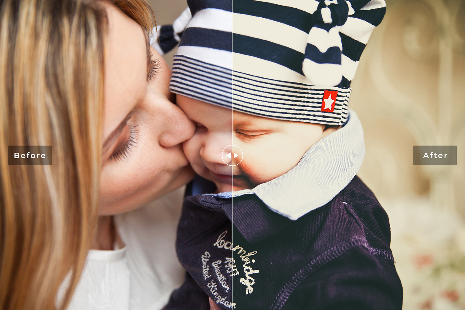 Newborn Photographers Mobile and Desktop Lightroom Presets example image 3