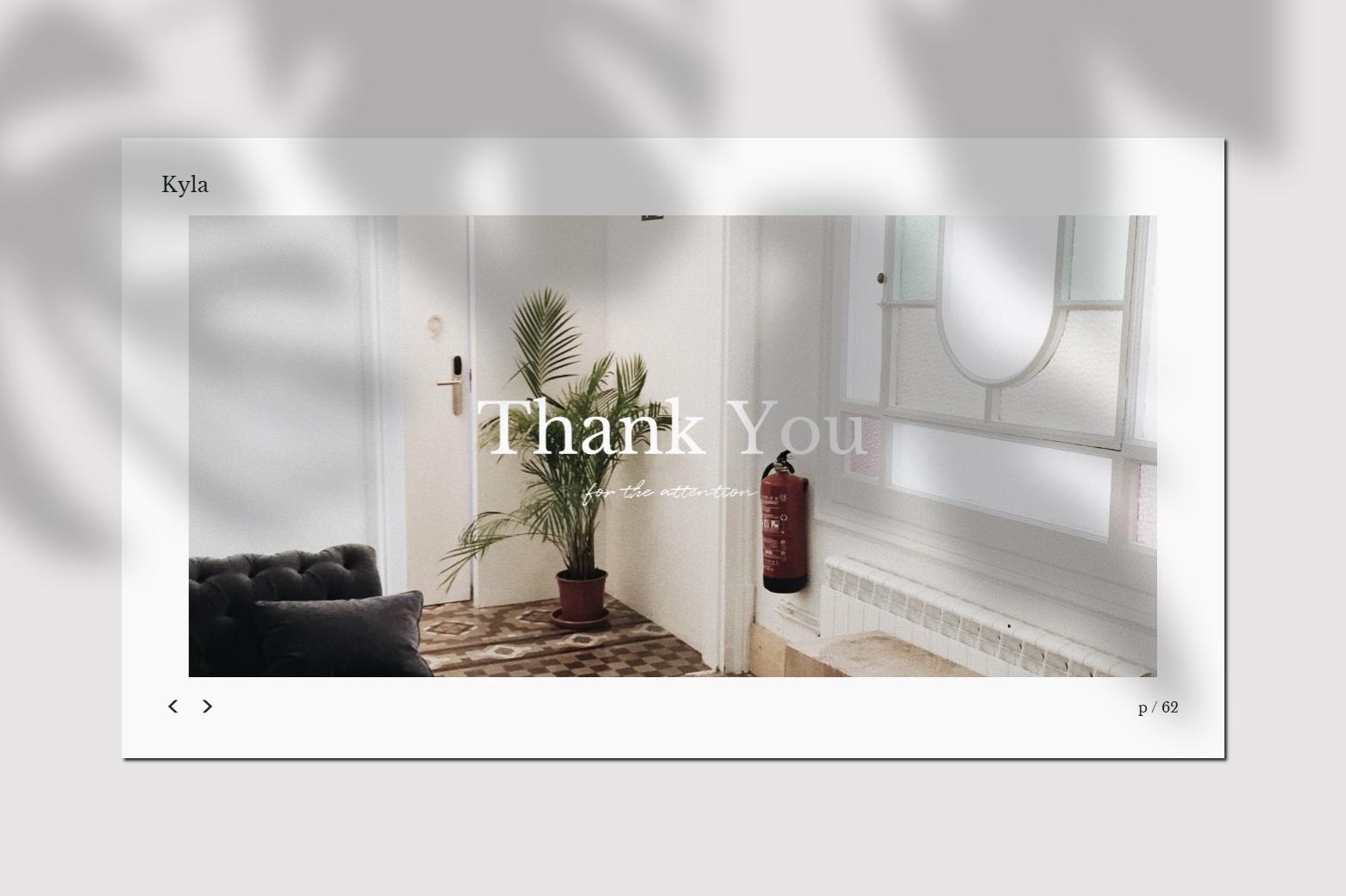 Kyla - Google Slides Template example image 13