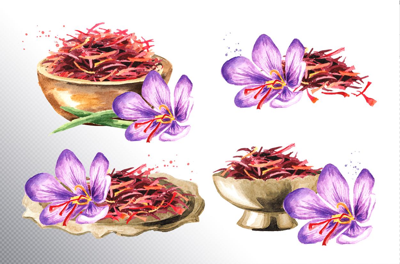 Saffron example image 3