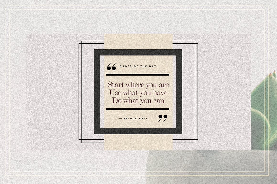 GRUNGE Facebook sale and quote pack example image 16