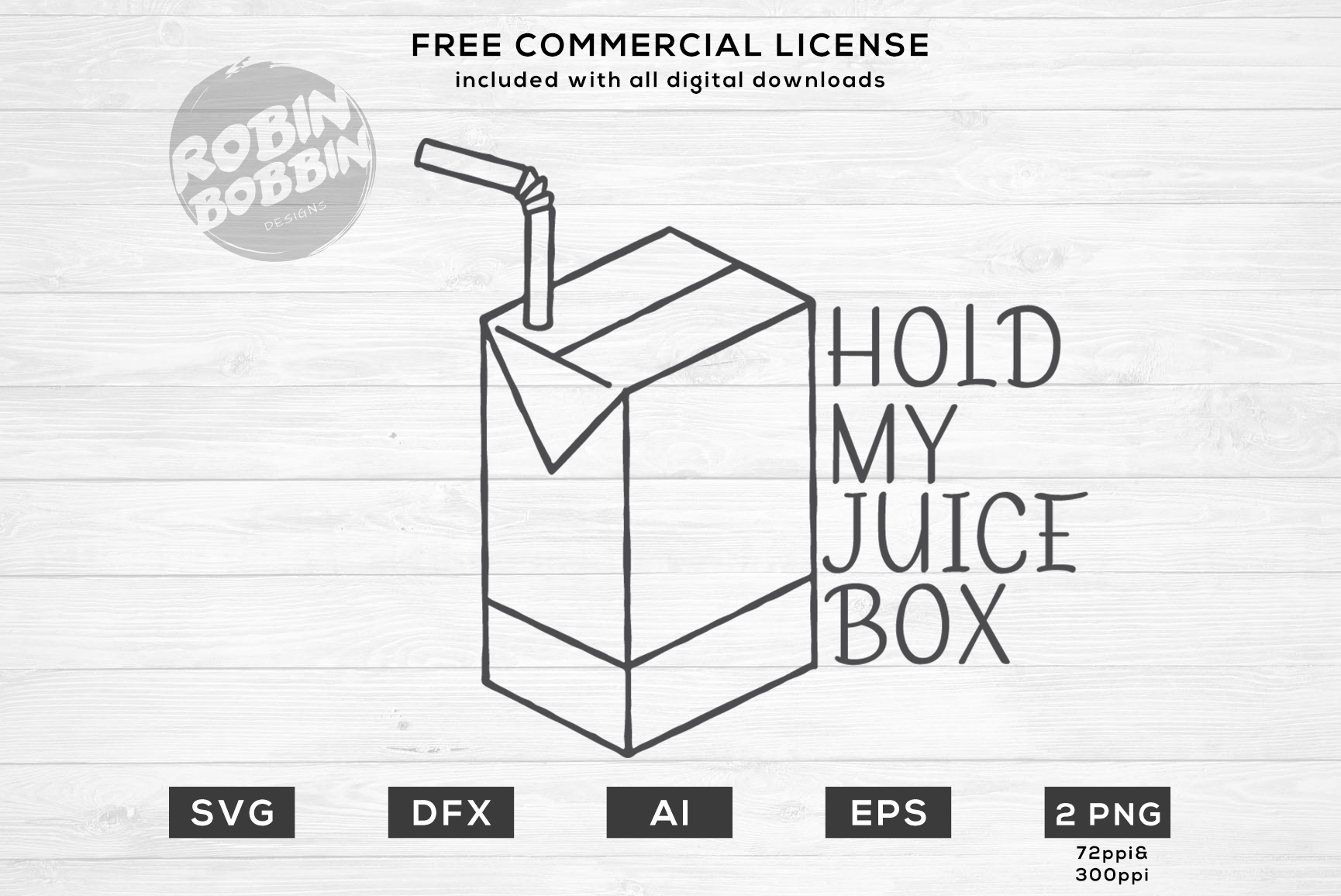 Hold My Juice Box Design for T-Shirt, Hoodies, Mugs and more example image 1