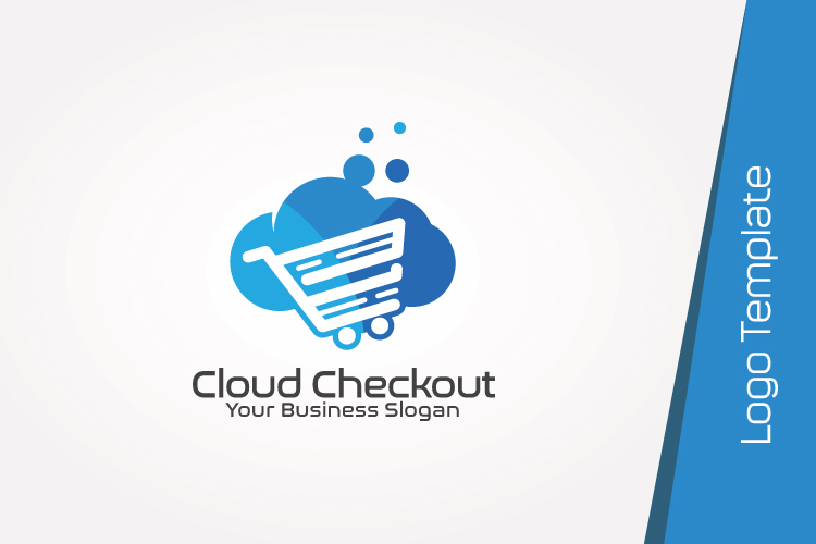 Cloud Computing Logo Template example image 2