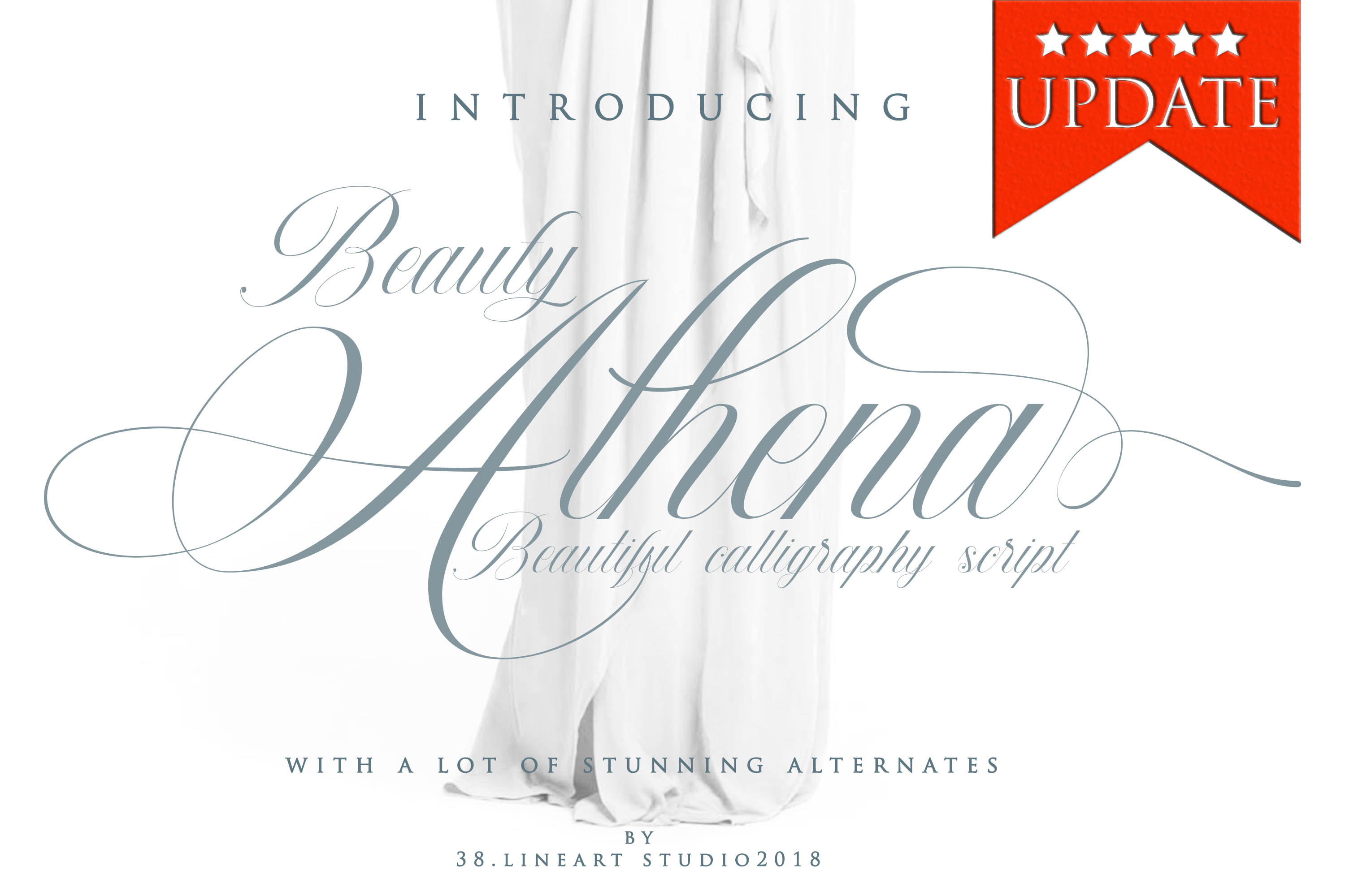Beauty Athena example image 1