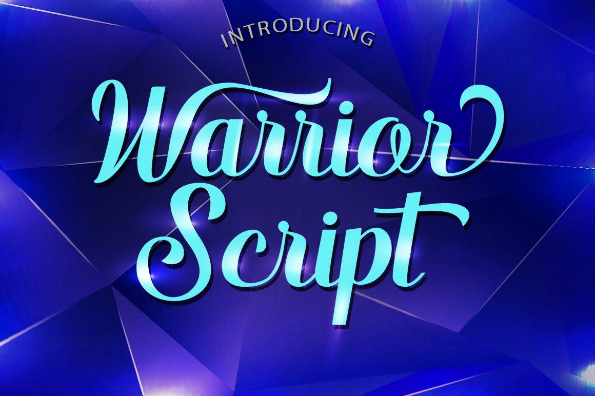 Modern Script Font Bundle example image 20