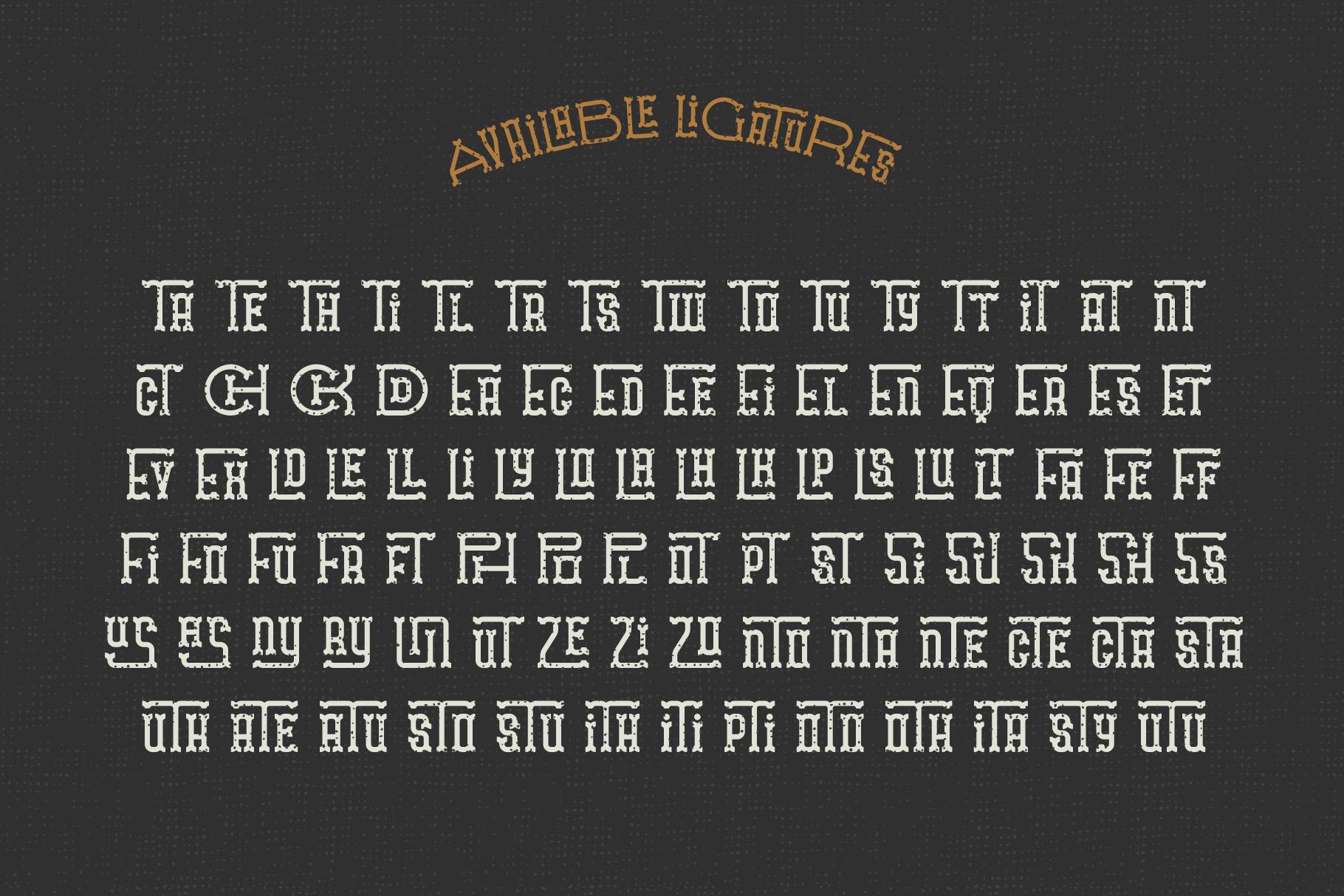 Traveler v.2 typeface example image 6