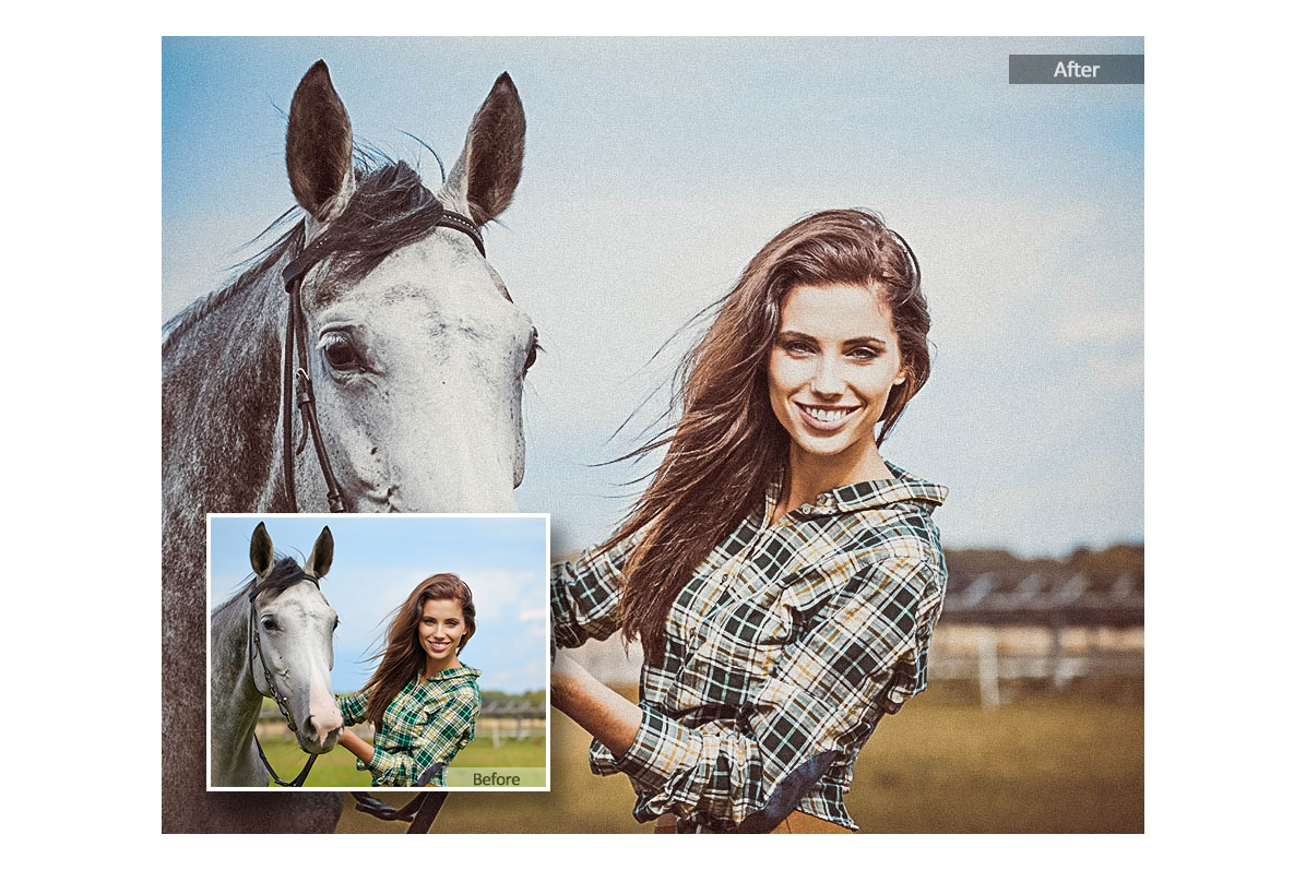 Modern Film Lightroom Mobile Presets Adroid and Iphone/Ipad example image 4