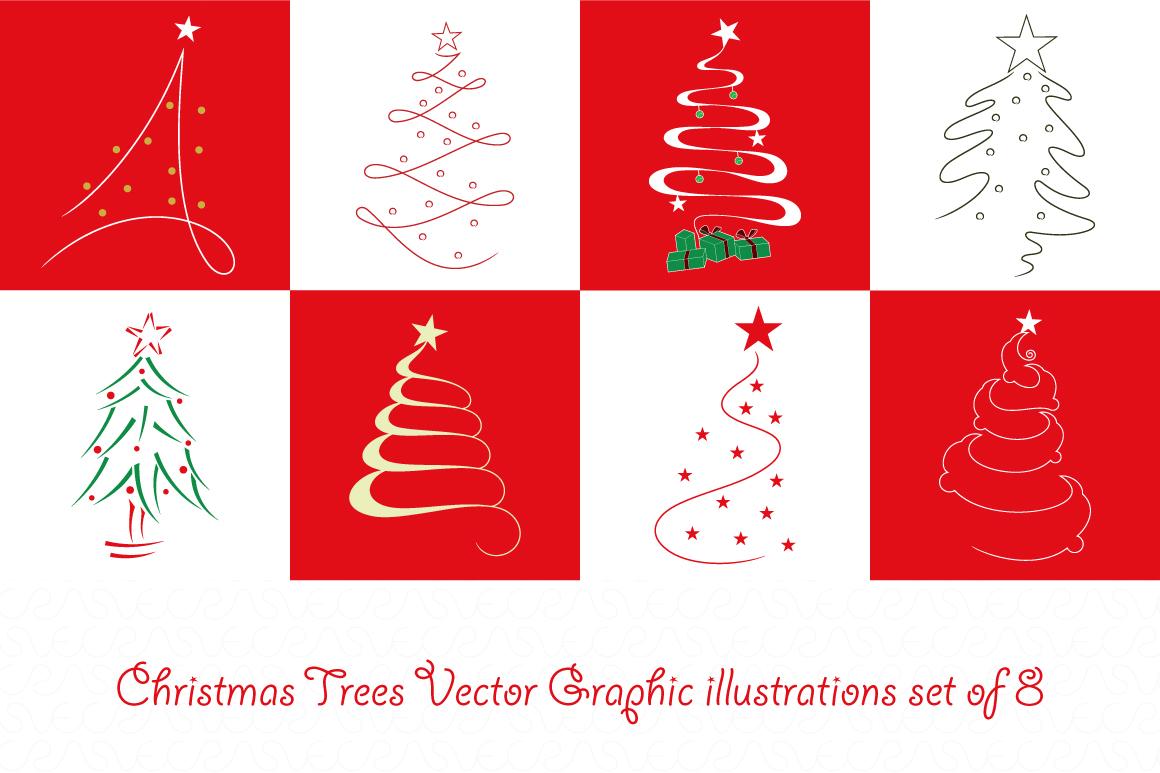 Christmas & New Year Bundle of Ornamental Mockups & Graphics example image 18