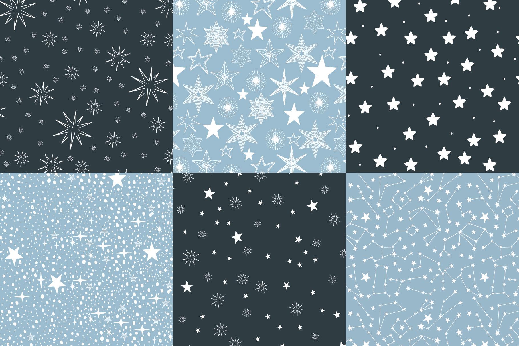 Night Sky Patterns example image 4