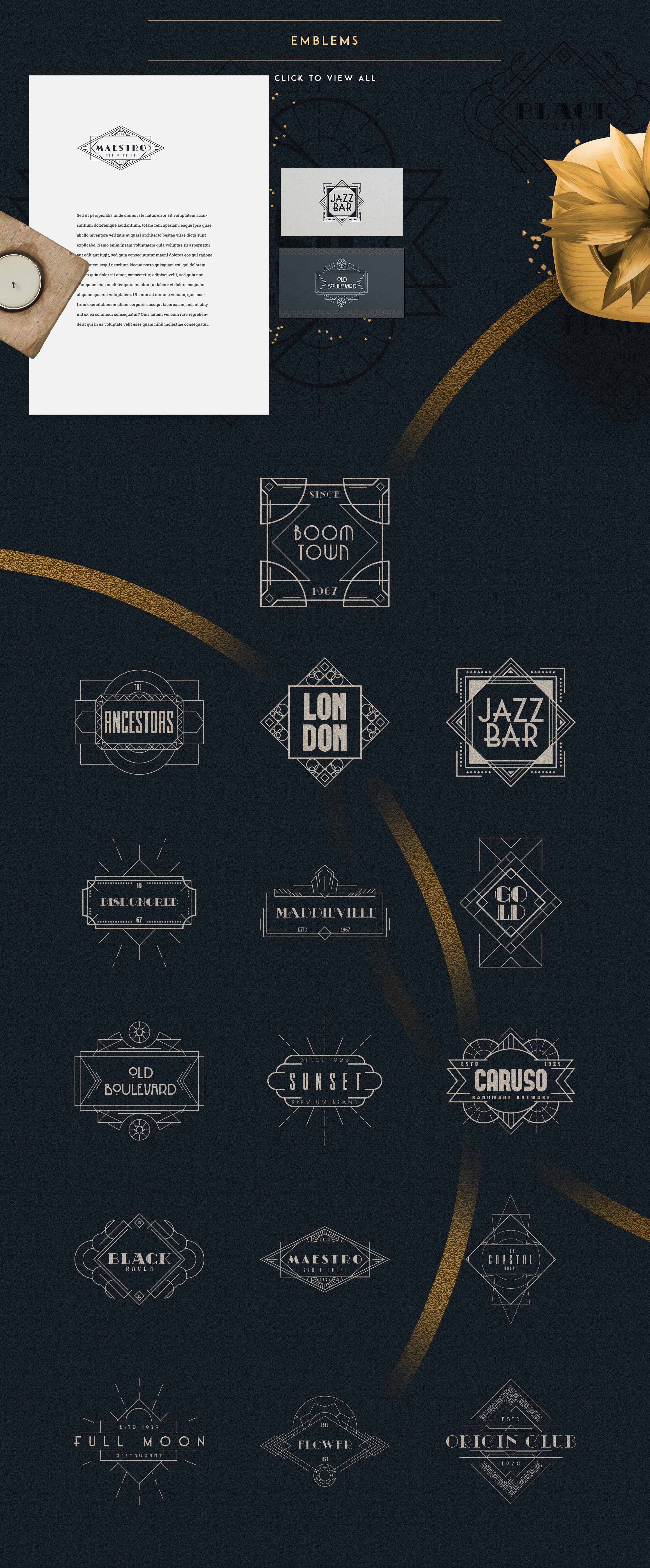 Art Deco Ultimate Collection example image 3