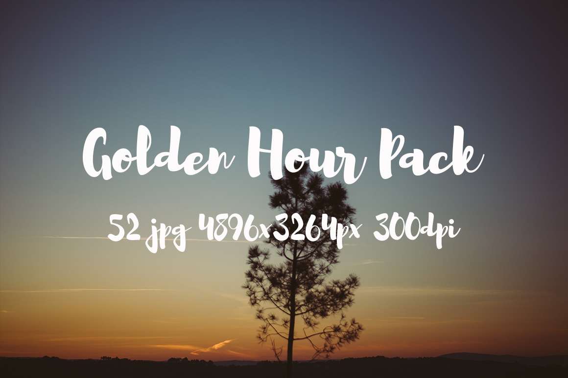 Golden hour Pack example image 2