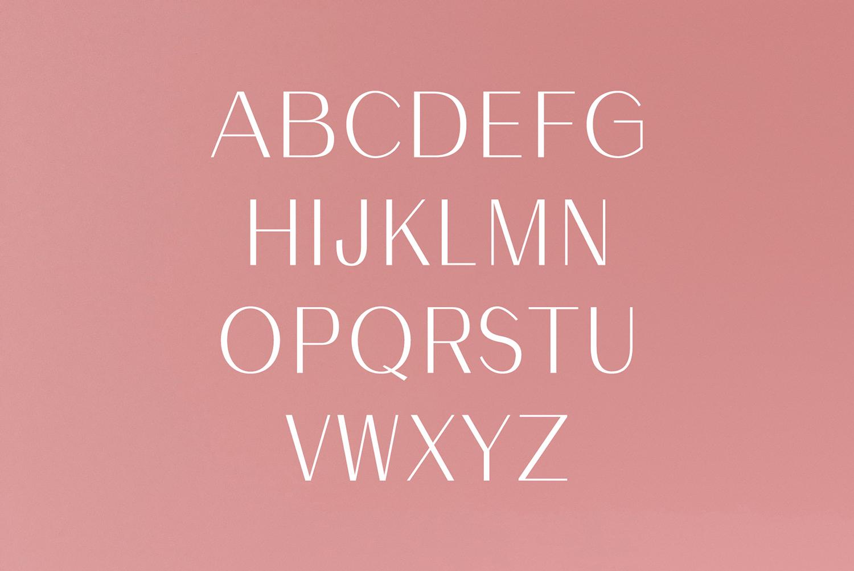 Malak Sans Serif Font Family example image 2