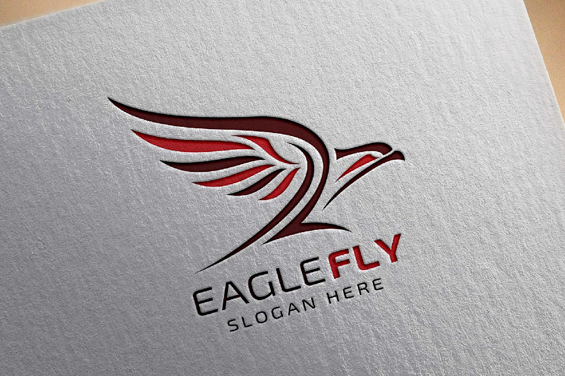 Eagle Star Logo Template example image 3