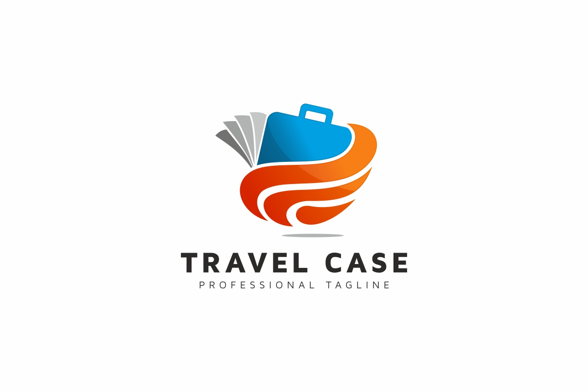 Travel Case Logo example image 1