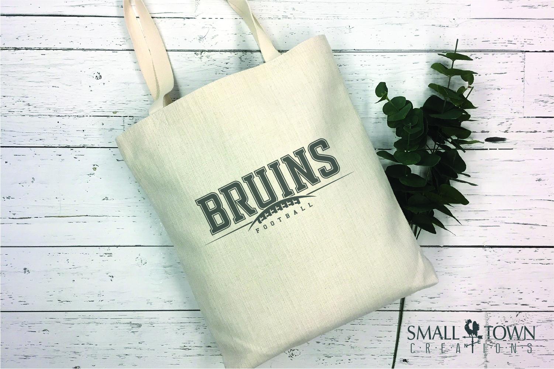 Bruin, Bruin Football, Bruin mascot, PRINT, CUT, DESIGN example image 4