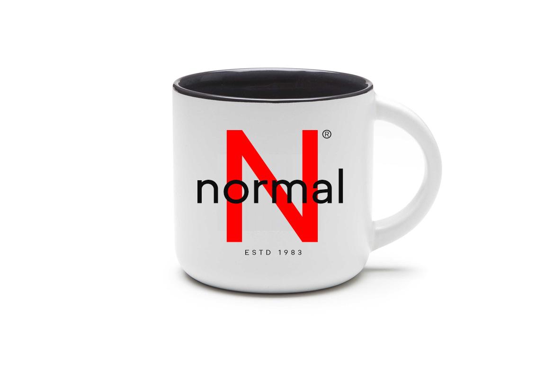 NORMAL - Minimal Typeface & WebFonts example image 2