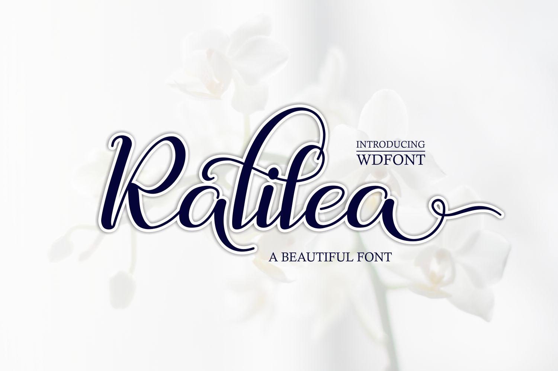 Ralilea example image 1