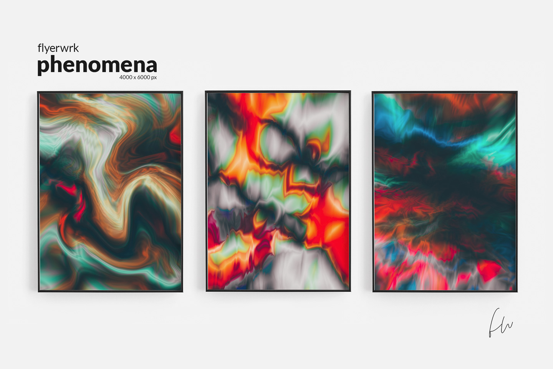 Phenomena - 32 Psychedelic Textures example image 8