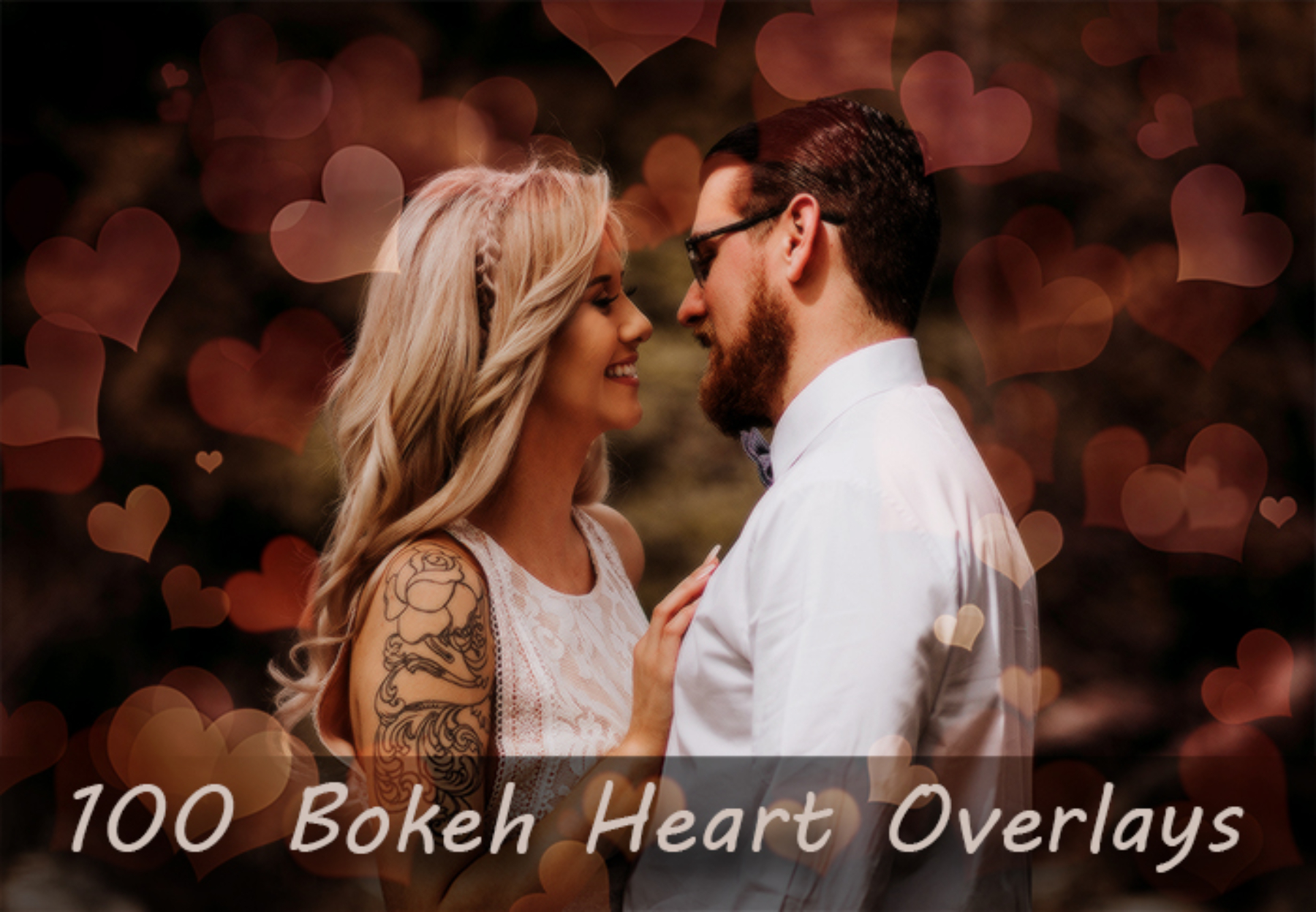 1700 Romantic Effects Bundle for Photographers example image 5