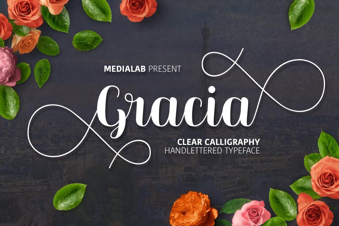 Beautiful ms. Gracia example image 1