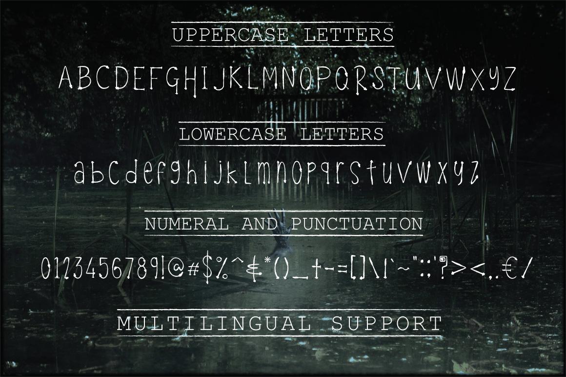 Celeste - Funky Typeface example image 3