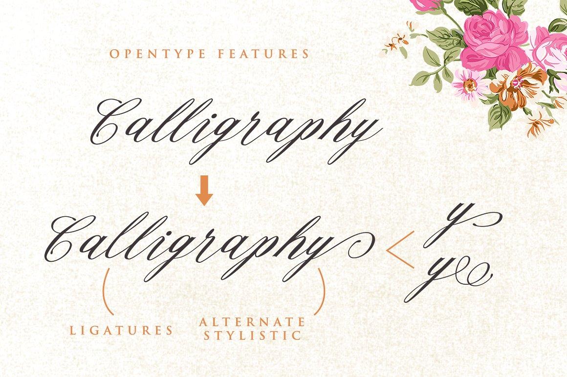 Cellicia Script example image 5